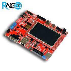 برد آموزشی حرفه ای ARM LPC1768 Cortex-M3 RevD