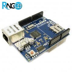 برد توسعه شبکه W5100