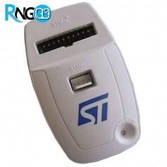 پروگرامر و دیباگر ST-LINK V2 مخصوص تراشه های STM8 و STM32