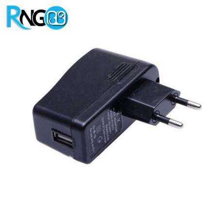 آداپتور 5 ولت 2 آمپر خروجی USB