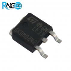 رگولاتور 3.3 ولت LF33 SMD