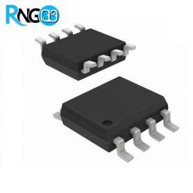 IC ساعت و تقویم DS1307-SMD