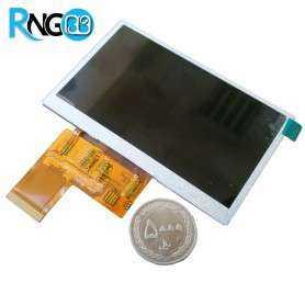 نمایشگر TFT LCD رنگی 4.3 بدون تاچ اسکرین