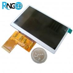 "LCD رنگی ""4.3 TFT بدون تاچ اسکرین"