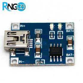 شارژر مینی USB باتری های لیتیومی 1A
