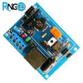 برد K117 راه انداز 12 ولت RFID با رله