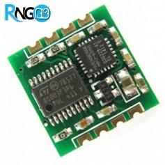 ماژول IMU و AHRS شش محوره MPU6050 با فیلتر کالمن