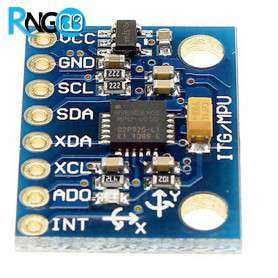 ماژول شتاب سنج و جایروسکوپ سه محوره GY-521 - MPU6050
