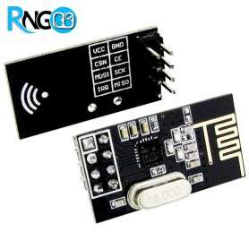 ماژول +Wireless NRF24L01