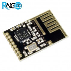 ماژول Mini NRF24L01+ SMD wireless