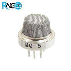سنسور MQ-5 گاز طبیعی / زغال سنگ / LPG