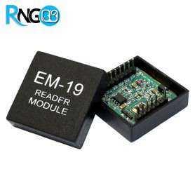 ماژول RFID EM19 با قابلیت اتصال آنتن خارجی