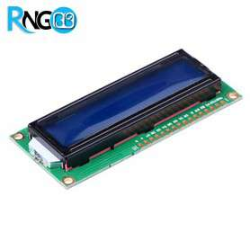LCD کارکتری 16*2 آبی
