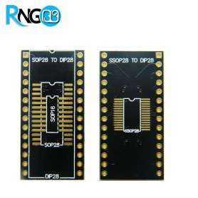 تبدیل SMD به DIP پکیج SOP28 SOP16 SSOP28