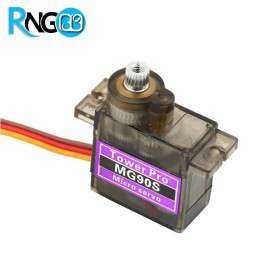 سرو موتور دنده فلزی MG90S