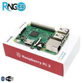 برد رزبری پای سه Raspberry Pi 3 ModelB ساخت Element14