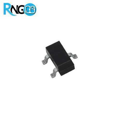 ترانزیستور منفی SMD BC547 (بسته 10 تایی)