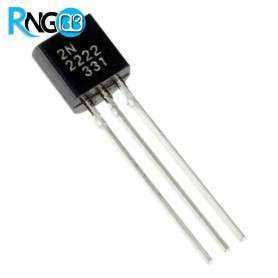 ترانزیستور منفی 2N2222