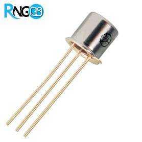 ترانزیستور منفی BC109 فلزی