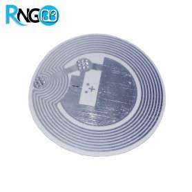 تگ RFID Mifare 13.56MHZ برچسبی گرد 25mm