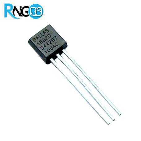 سنسور دما دیجیتال DS18B20