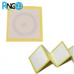 تگ RFID 125KHZ برچسبی 38x38mm