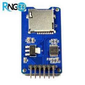 ماژول کارتخوان میکرو SD - ماژول میکرو اس دی MicroSD/TF