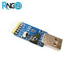 مبدل سریال چند کاره RS485 / RS232 / TTL / USB