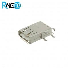 كانكتور USB-A مادگی بغل رایت