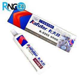 چسب خمیر سیلیکون قوی 80 گرمی مارک Kafuter مدل K-5202