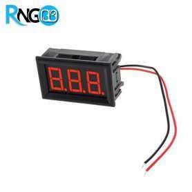 ولتمتر AC روپانلی دیجیتال 538v