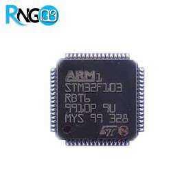 میکروکنترلر STM32F103RBT6