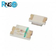 SMD LED زرد پکیج 1206 بسته 20 تایی