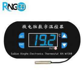 کنترلر دما و ترموستات دیجیتال XTWH-W1308