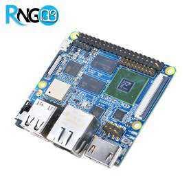 برد هشت هسته ای Nano Pi M3 دارای 1GB RAM , بلوتوث و وایفای داخلی