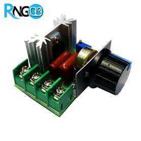ماژول رگولاتور / دیمر 2 کیلو وات SCR - ولتاژ 220vAC