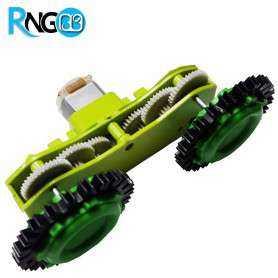موتور گیربکس و چرخ مخصوص ربات کیفیت بالا