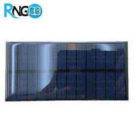سلول خورشیدی- سولار پنل 6 ولت 160 میلی آمپر Solar Panel 6v 160mah