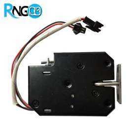 قفل الکتریکی تمام فلزی 12 ولت (صندوق امانات،گاو صندوق،کمد و ..)