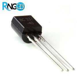 ترانزیستور منفی BC337