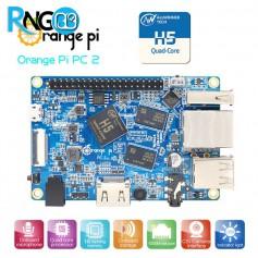 برد چهار هسته ای 64 بیتی Orange PI PC 2