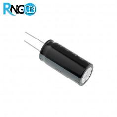 خازن الکترولیتی 100uF / 35v
