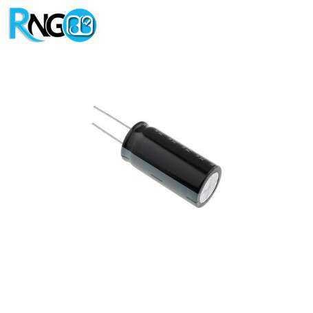 خازن الکترولیتی 330uF /35v