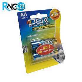 باتری قلمی دوتایی Ultra PREMIUM Alkaline مارک DBK