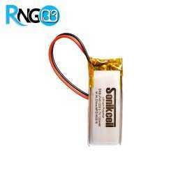 باتری لیتیوم پلیمر 3.7v ظرفیت 135mAh