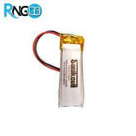 باتری لیتیوم پلیمر 3.7v-150mAh سایز 051235 مارک Sonikcell