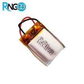 باتری لیتیوم پلیمر 3.7v-200mAh سایز 652026 مارک GB CELL