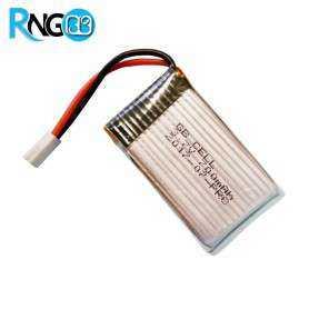 باتری لیتیوم پلیمر 3.7v-700mAh توان بالا مارک GB CELL