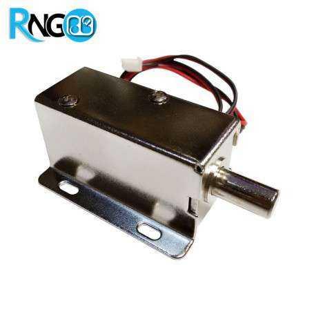 قفل الکترونیکی 12 ولتی 12v Solenoid Lock