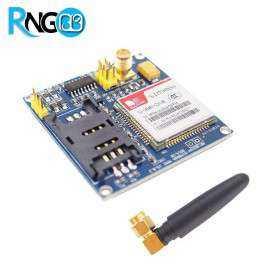 ماژول GSM/GPRS SIM900 همراه با آنتن